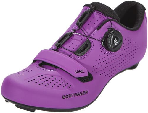Bontrager Sonic Road Shoes Women Purple Lotus 36 2018 Rennrad Klickschuhe Sc5wePS